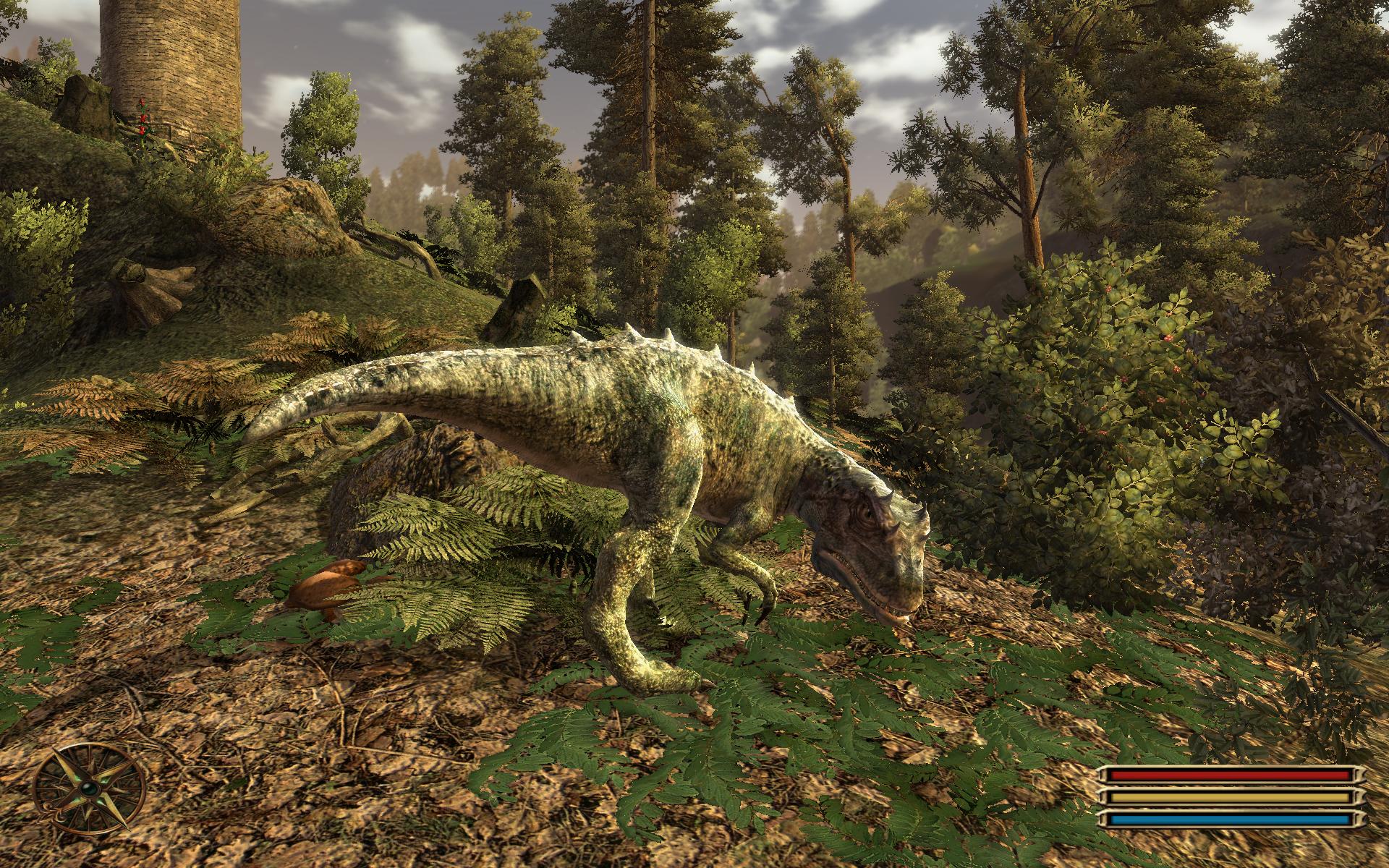 Новая информация о Forsaken Gods. Скриншоты игры!