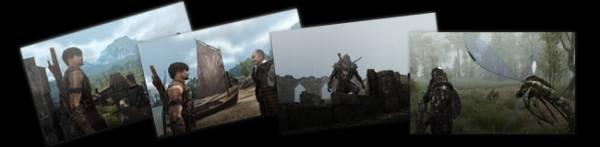 И еще скриншоты из Аркании