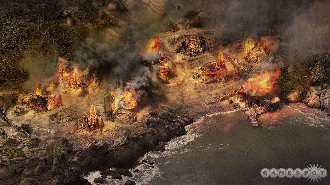 Скриншоты Arcania: Gothic 4 от Gamespot