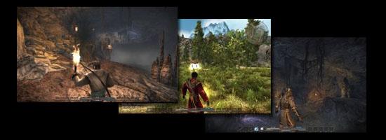 Готика 4 - 15 новых скриншотов и обои