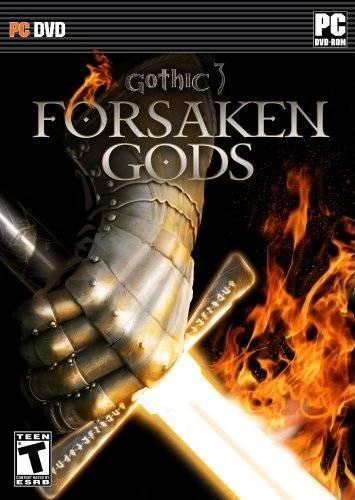 Forsaken Gods - Обложка и дата выхода