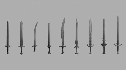 50 новых концепт-артов от JoWood