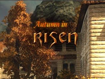 Осень в Risen