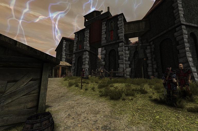 Ремейк Gothic 1 - анонс, дата выхода и всё, что известно на данный момент