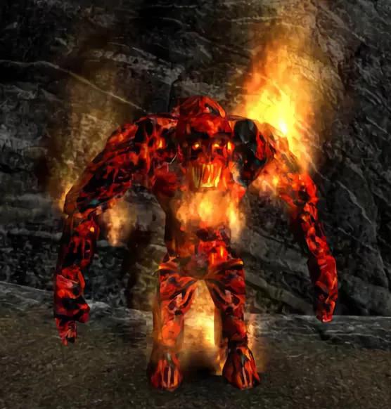 Как убить огненного голема в готике 1