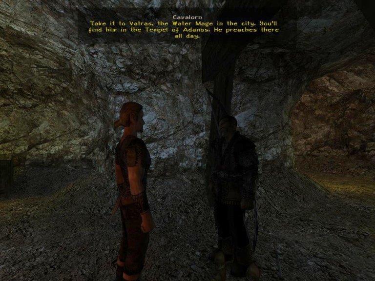 Глава 1 Часть 1: угроза